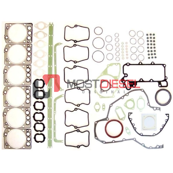 Full Gasket Set for Mercedes (147,7 Ø)