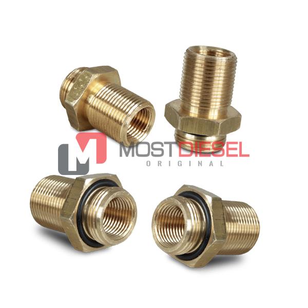 Diesel hose couplings